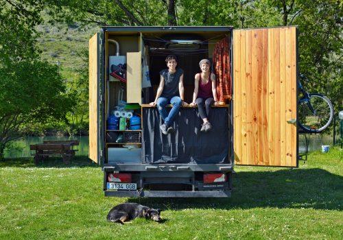 ENTREVISTA: Viajar en Lata