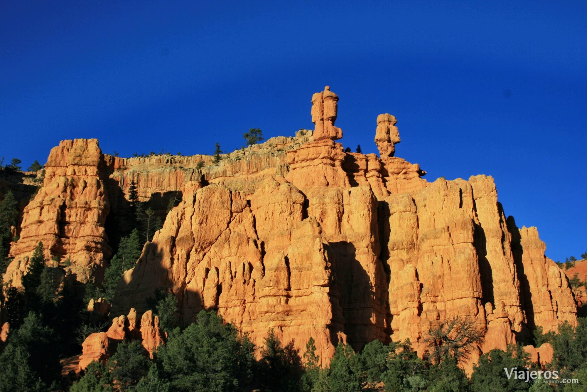 Bryce Canyon National Park parques nacionales EEUU