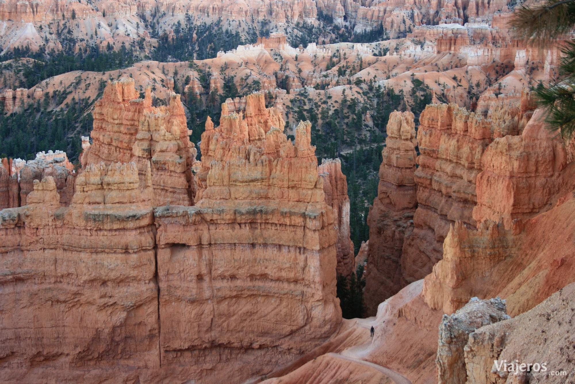 qué ver en Parques Nacionales Estados Unidos Bryce Canyon
