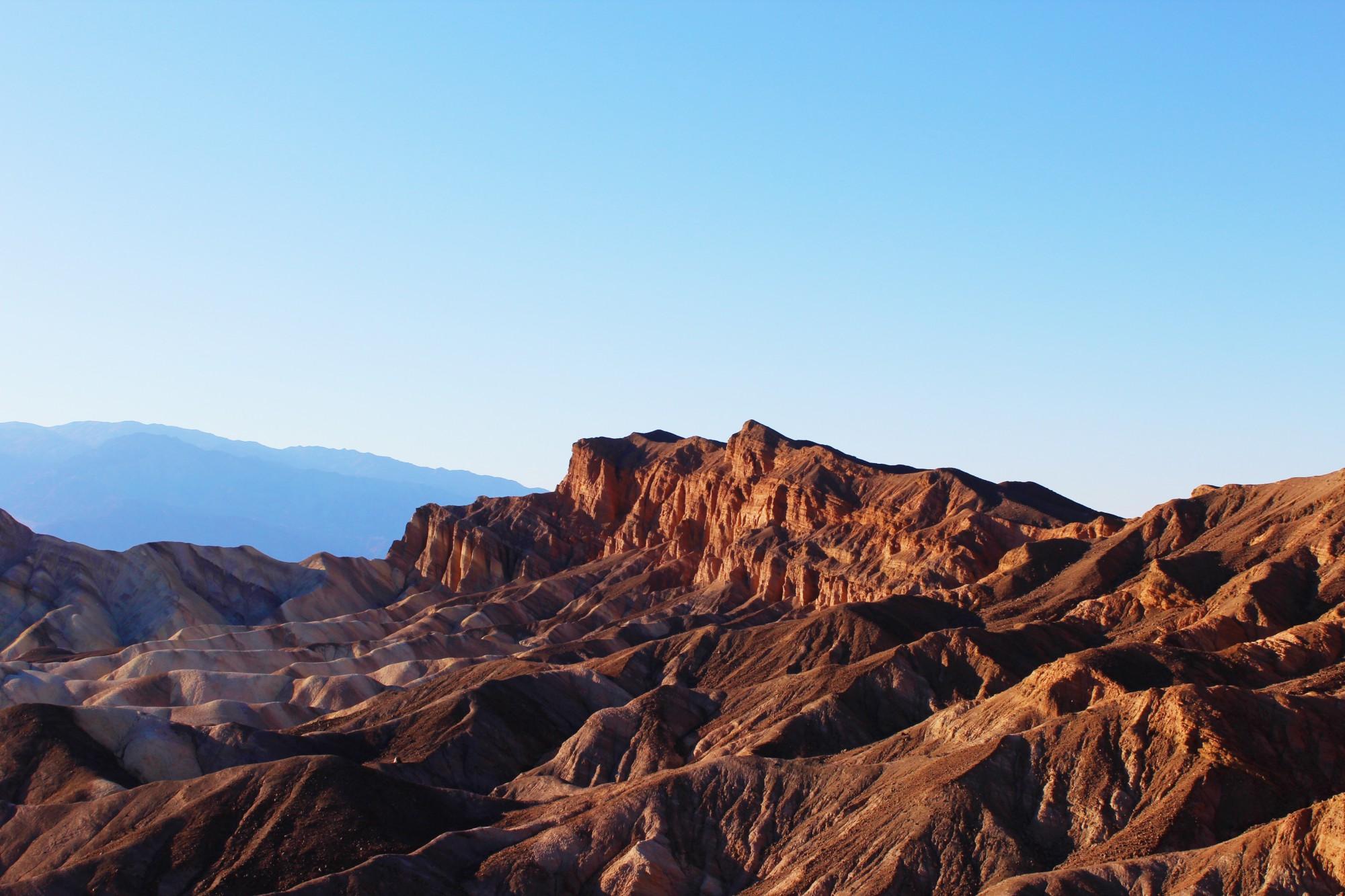 Death Valley National Park qué ver parques nacionales de Estados Unidos