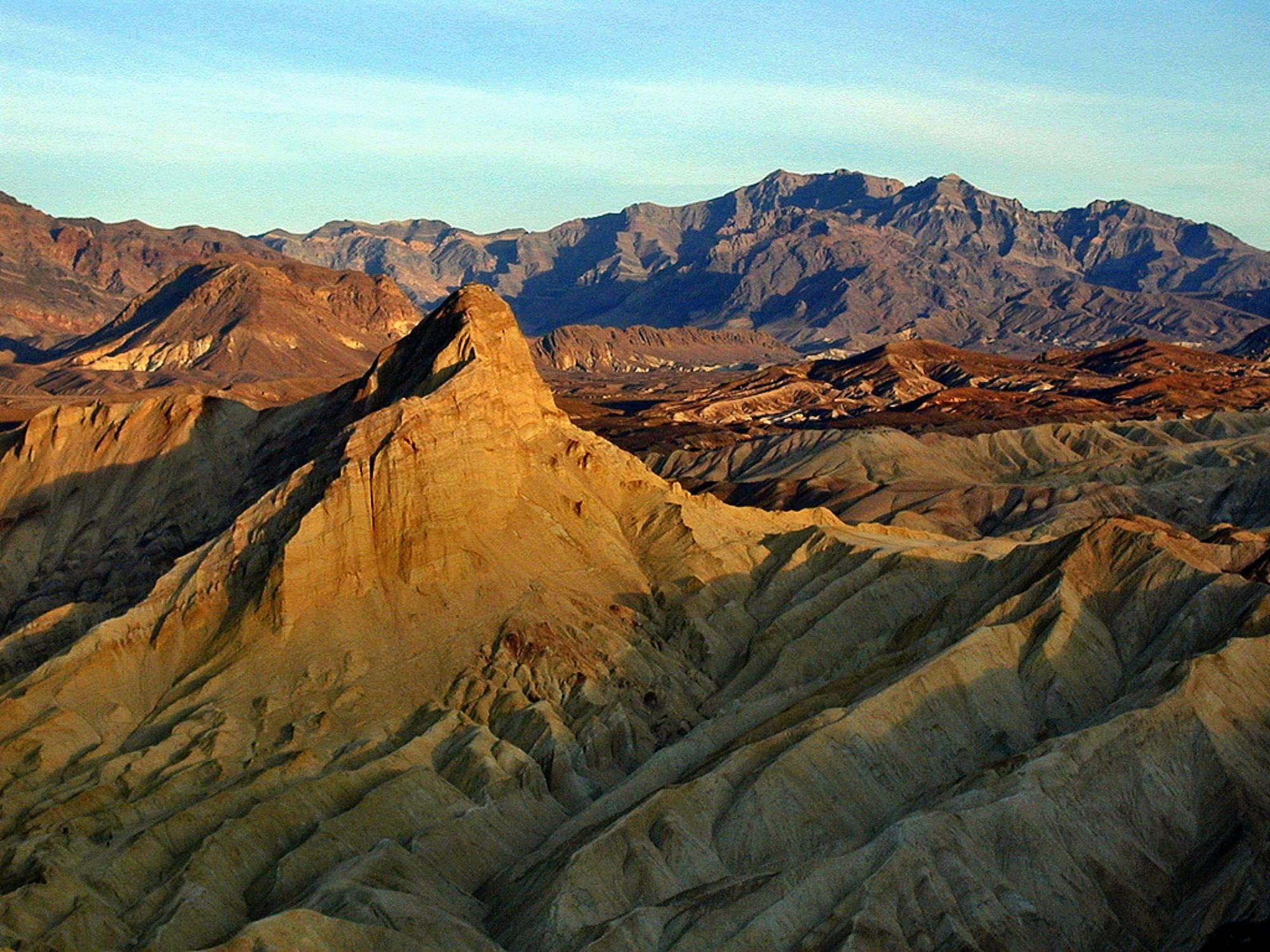 Qué ver en California Death Valley National Park