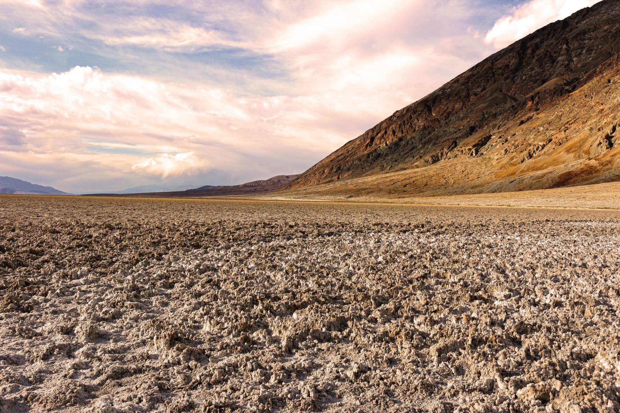Qué ver en Parques Nacionales de Estados Unidos Death Valley National Park