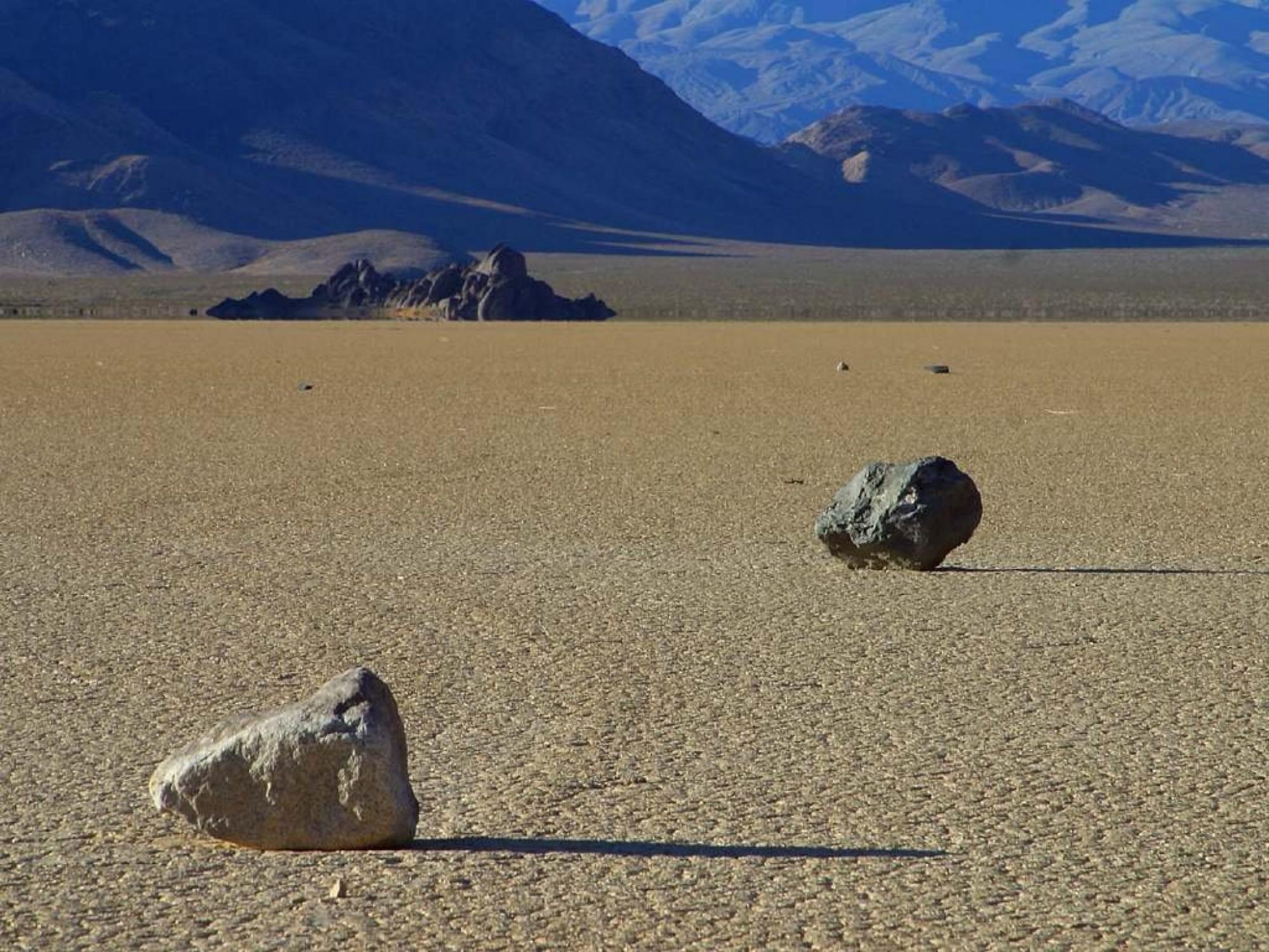 Qué ver en Parques Nacionales de Estados Unidos Death Valley
