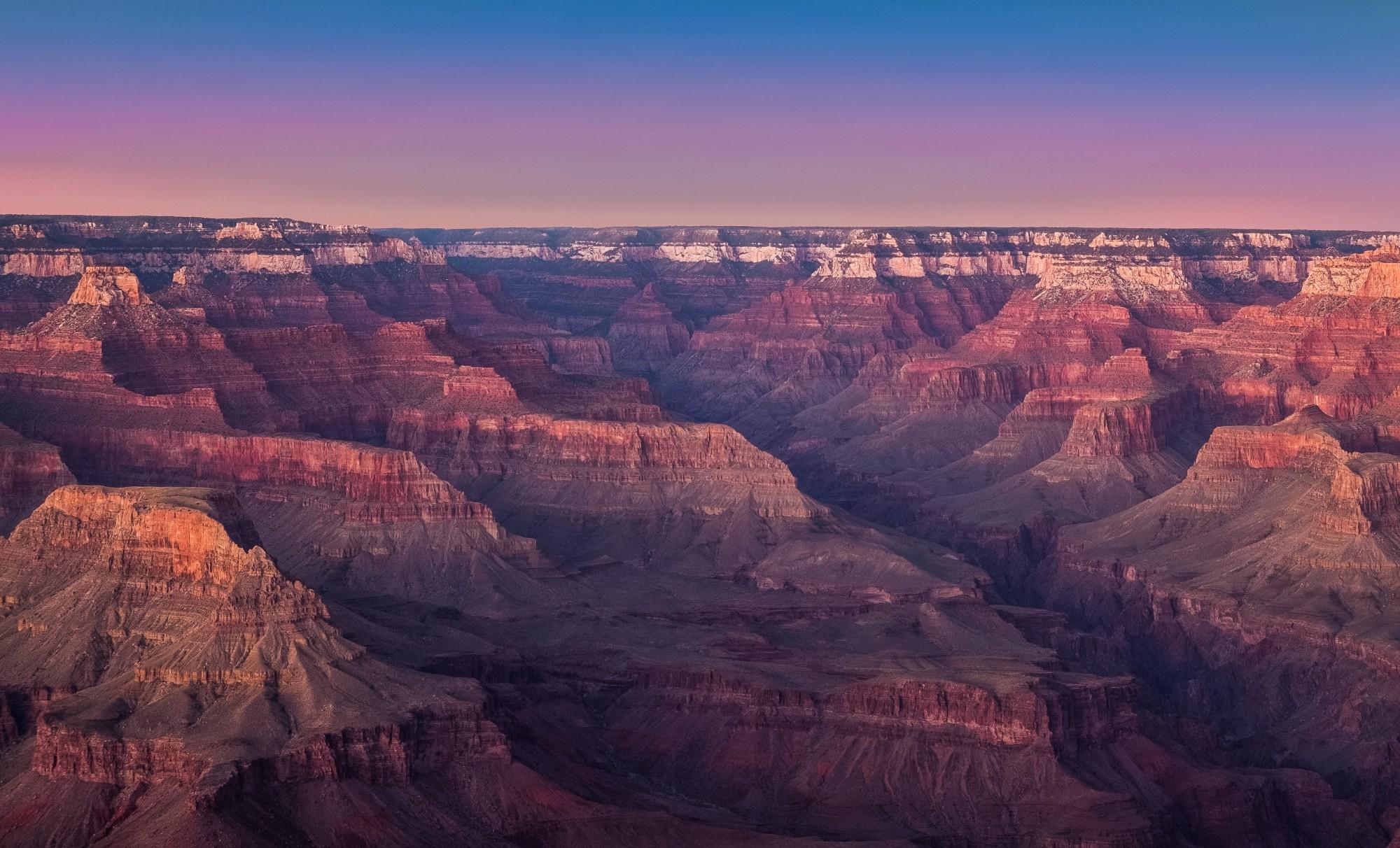 Cañón del Colorado qué ver Parques Nacionales