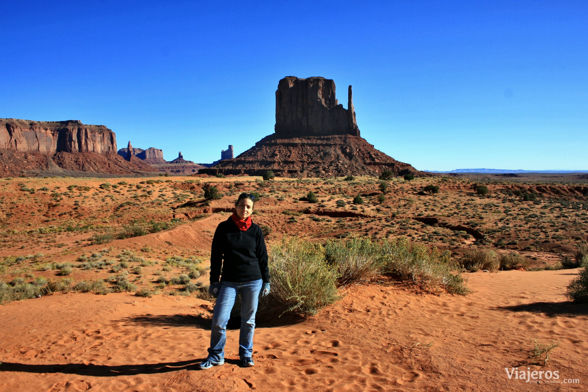 Parques Nacionales Estados Unidos Monument Valley