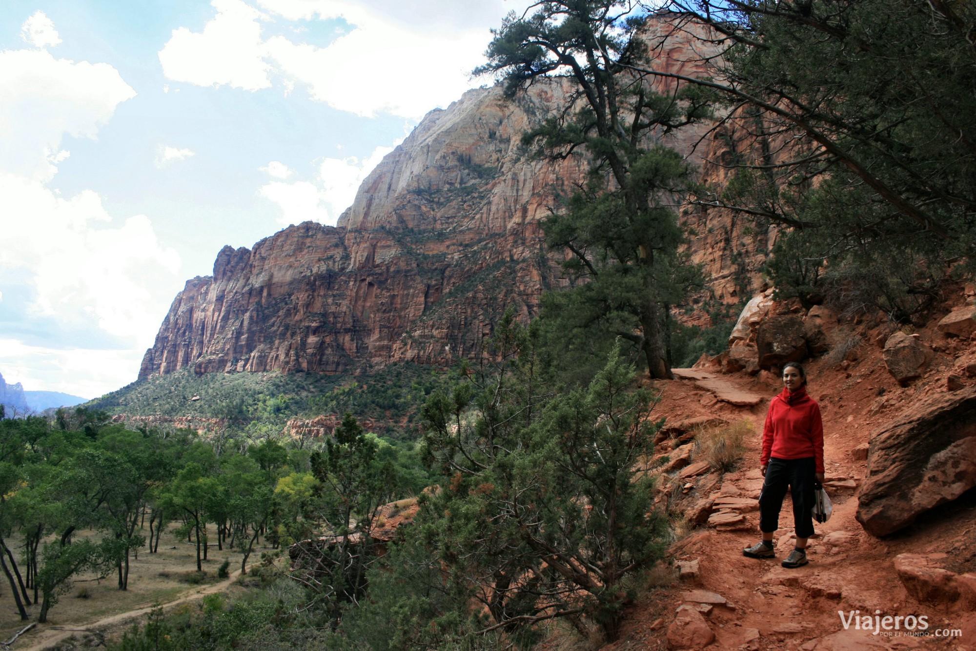 Zion National Park que ver Estados Unidos