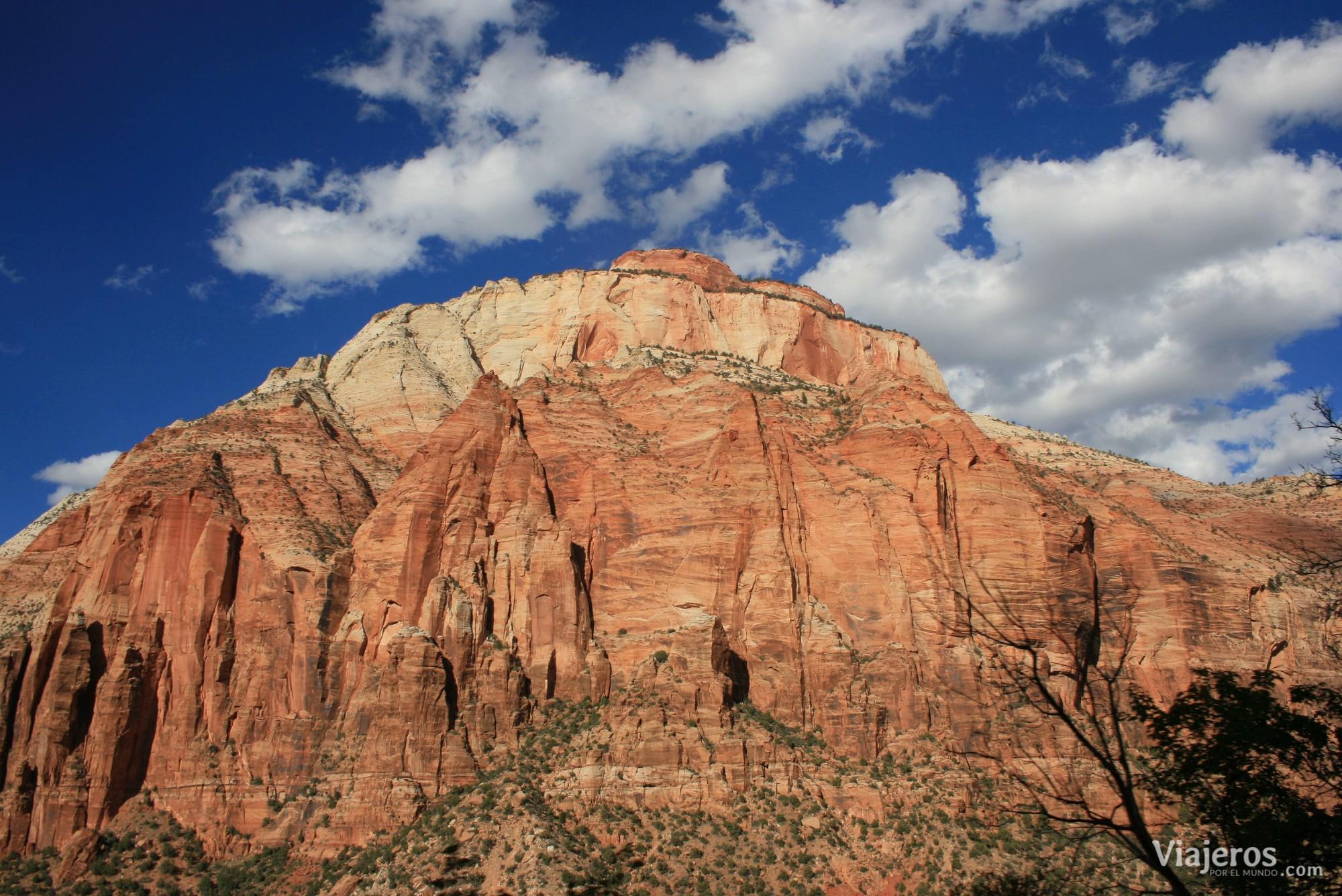 Zion National Park, el primer Parque Nacional de Utah - Viajeros por el Mundo