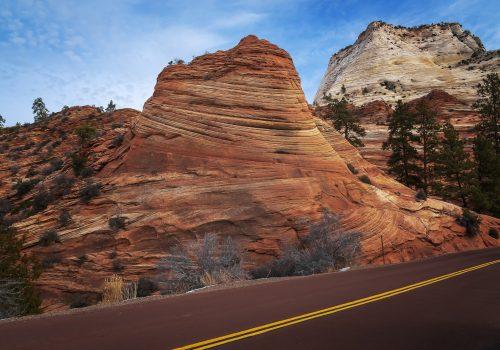 Zion National Park, el primer Parque Nacional de Utah