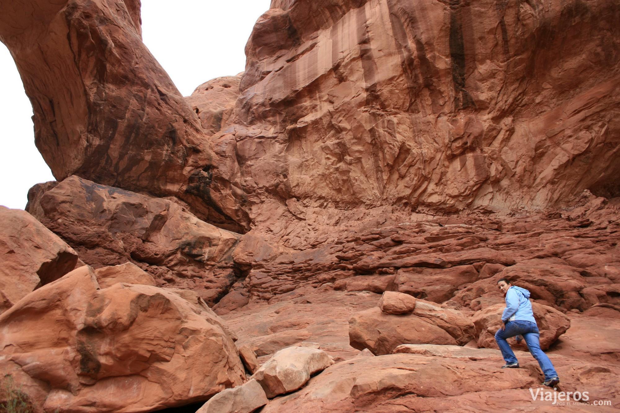 Arches National Park - Viajeros por el Mundo