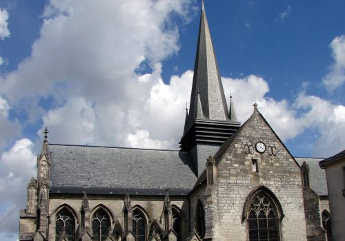 Iglesia de Notre Dame de Liesse, Annecy