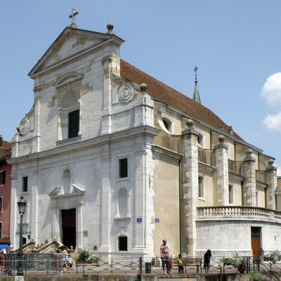 Iglesia de Saint Francois