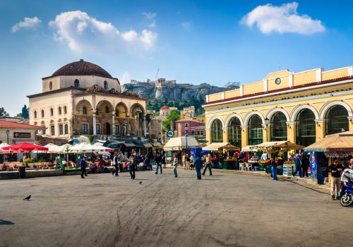 Barrio de Monasteraki
