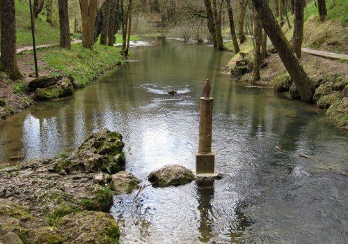 Nacimiento del Río Ebro