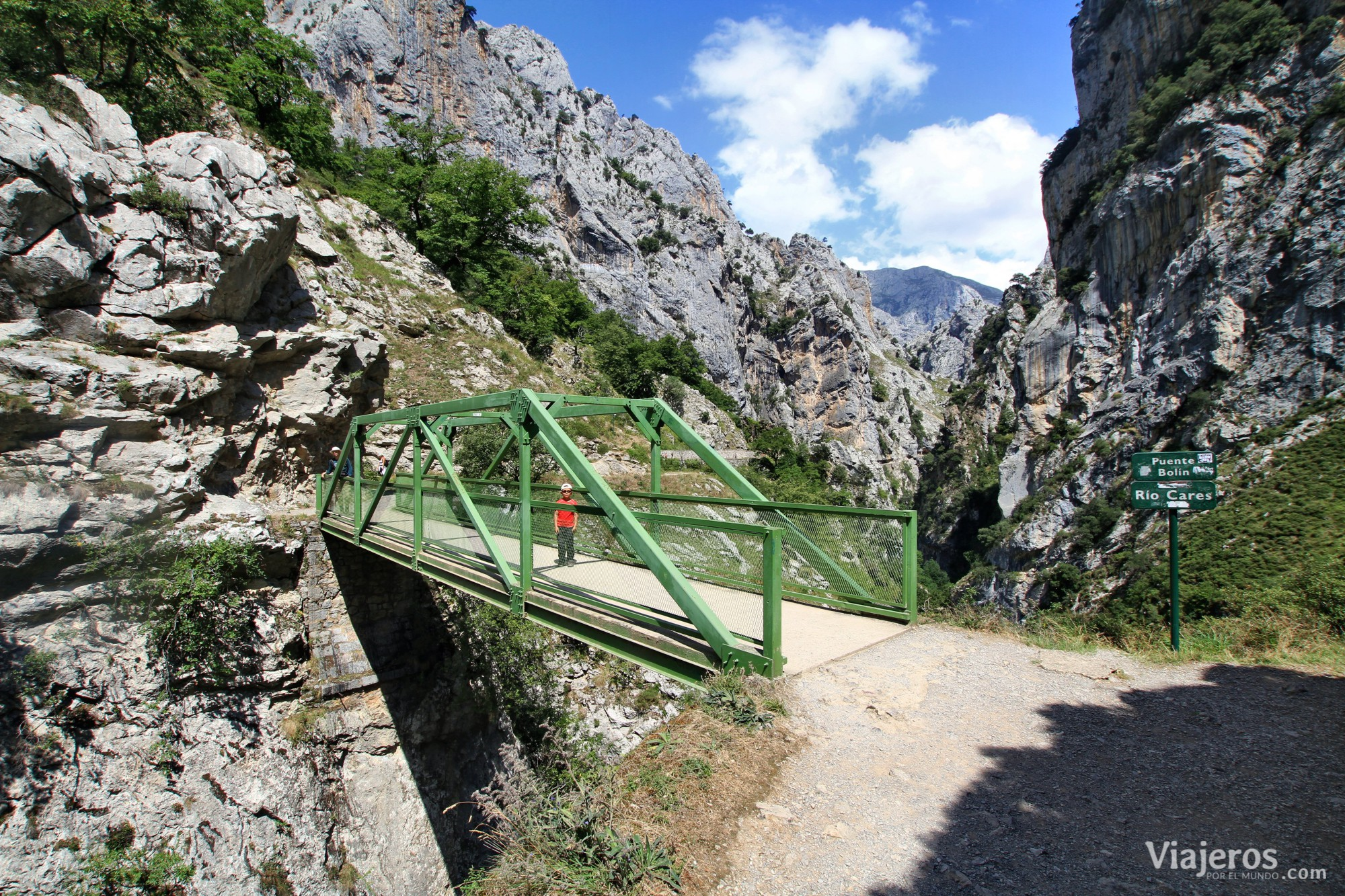 qué ver en Cantabria Ruta del Cares
