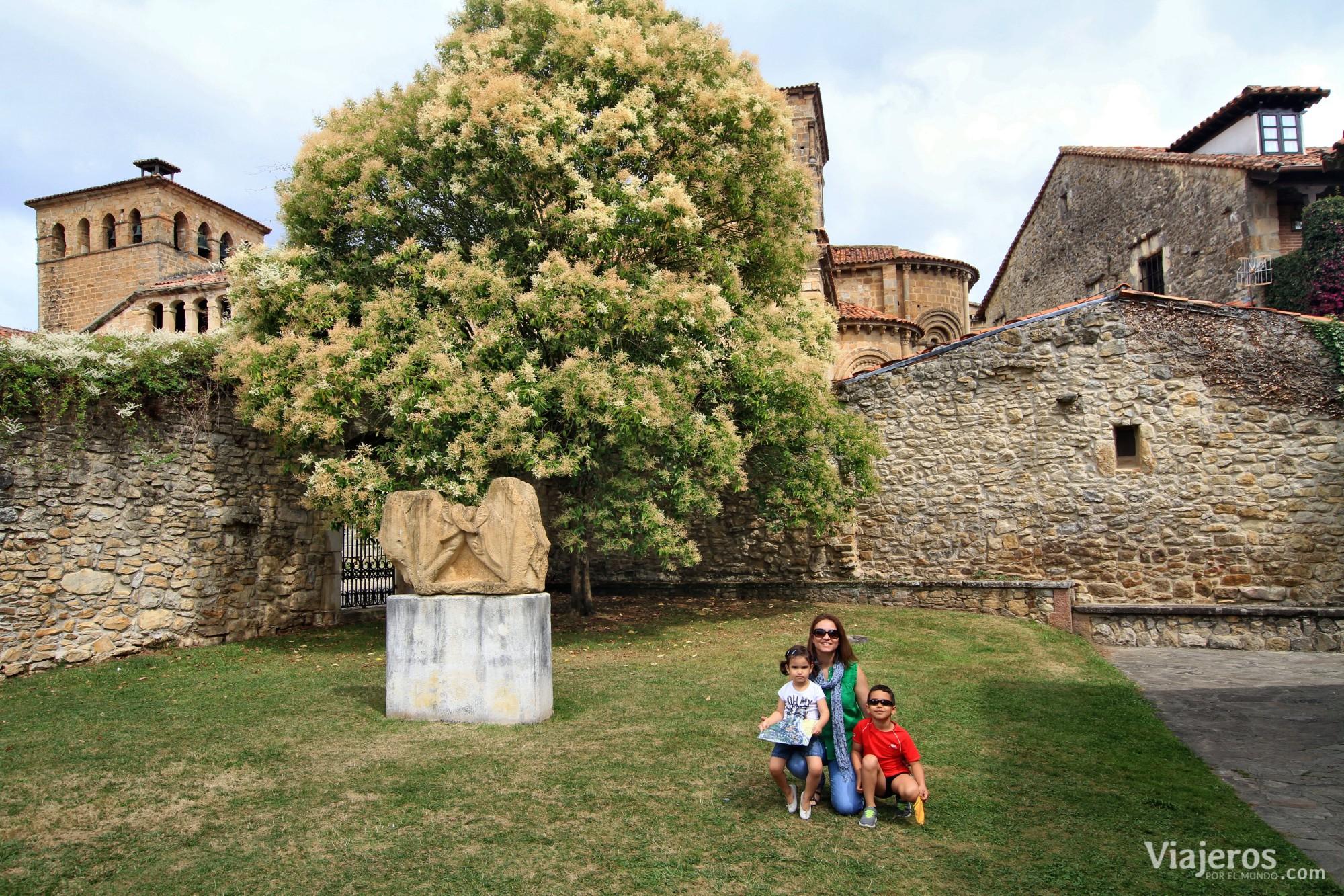 qué ver en Cantabria Santillana del mar