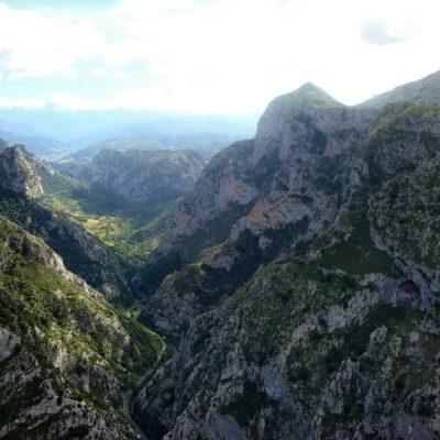 Valle de Liébana y el desfiladero de la Hermida