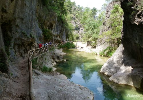 Centro de Interpretación Fluvial del Río Borosa en Cazorla