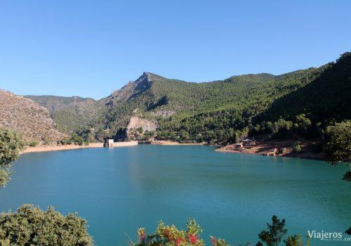 Pantano del Tranco, atractivo turístico y actividades recreativas