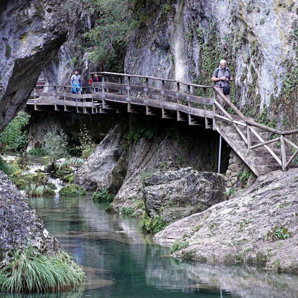 Parque Natural Sierra de Cazorla, Segura y las Villas