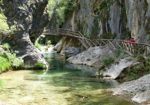 La Ruta del Río Borosa