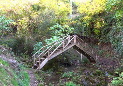 Sendero del Río Cerezuelo, naturaleza y trekking