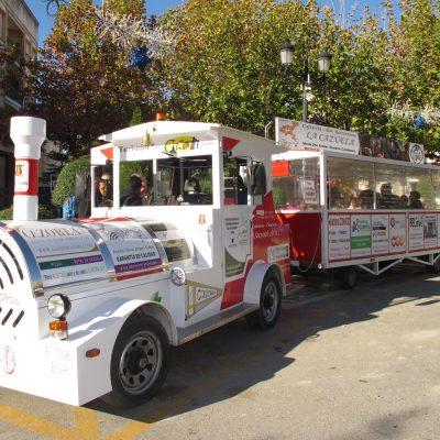 Tren Turístico de Cazorla, entretenimiento familiar