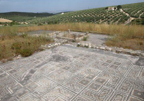 Ruinas Romanas de Bruñel de Quesada