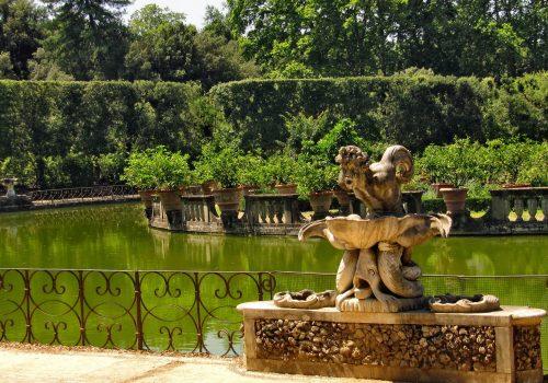 Los Jardines de Bóboli