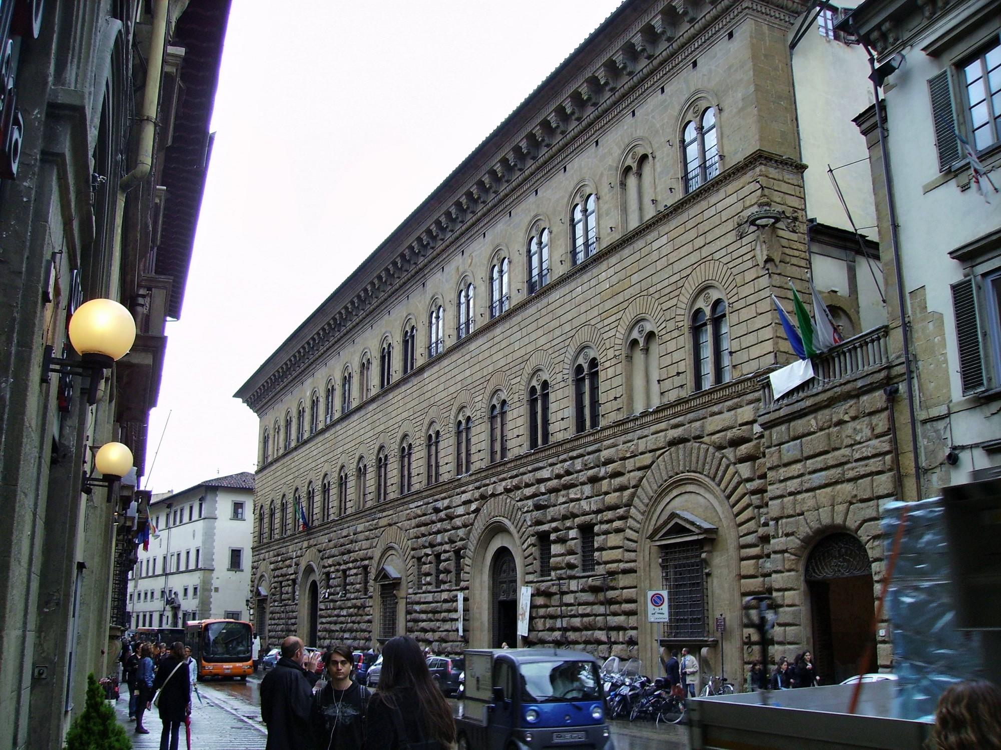 qué ver en Florencia Palacio Medici Riccardi