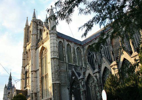 Catedral de San Bavón, arte en plenitud