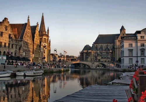 Gante, turismo para el día y la noche