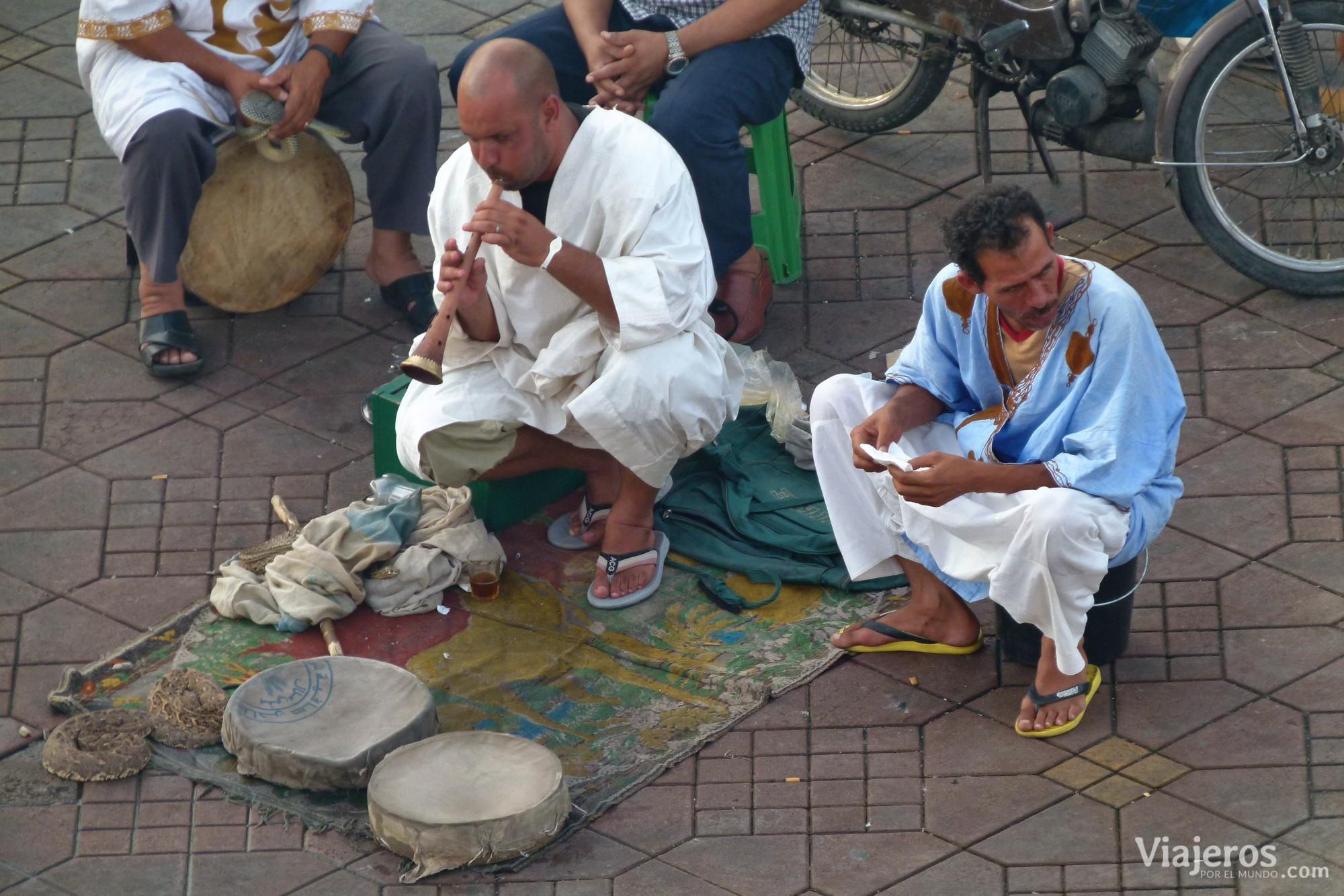ciudad turística en Marruecos