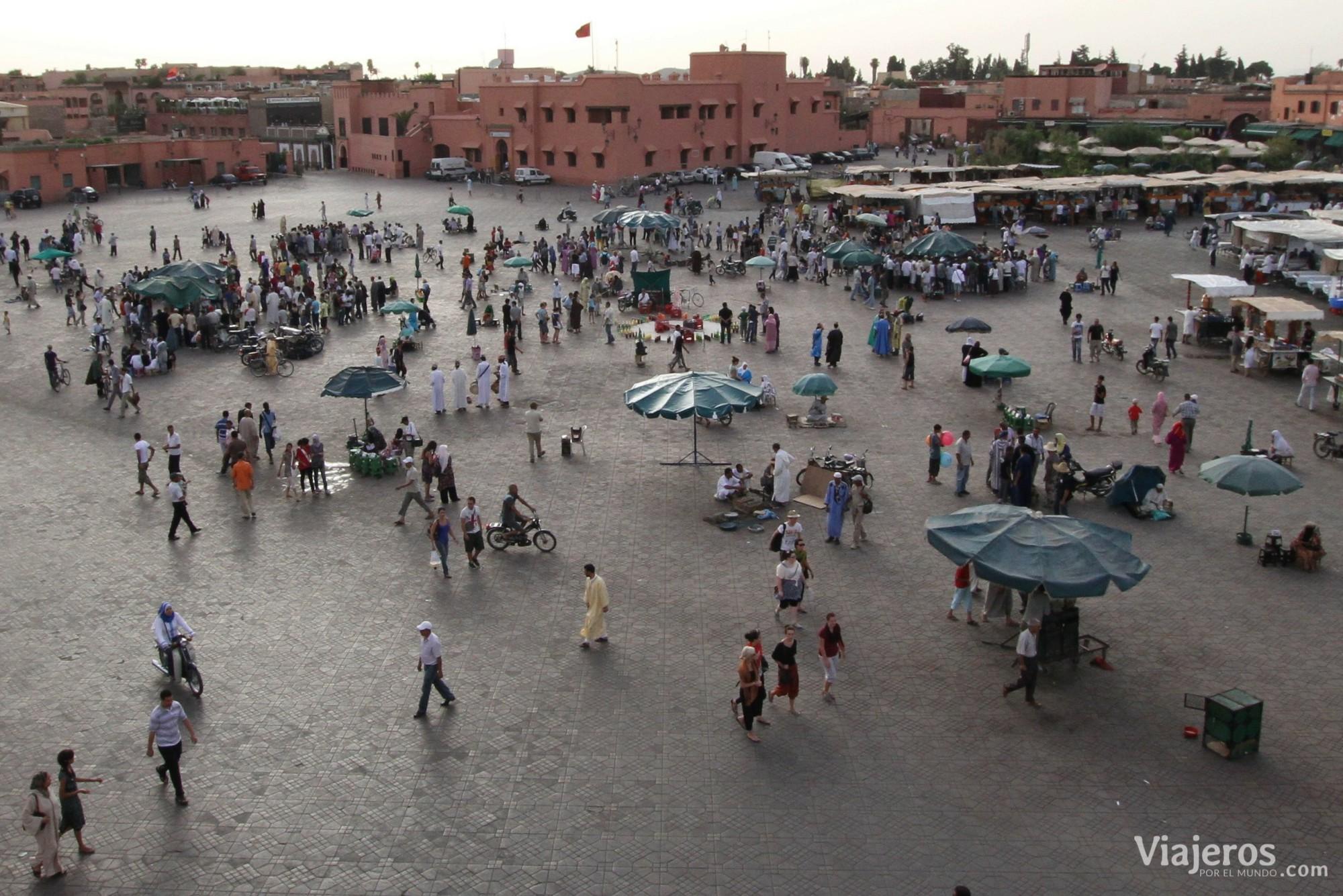 Marrakech, ciudad de sultanes y tribus ancestrales - Viajeros por el Mundo