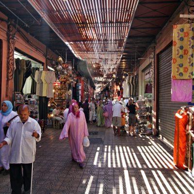Medina: centro cultural, político y económico