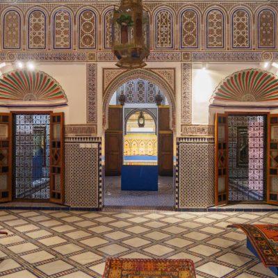 Museo Dar Si Said, la colección más grande de Marrakech