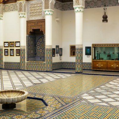 Museo de Marrakech, un Riad histórico y cultural