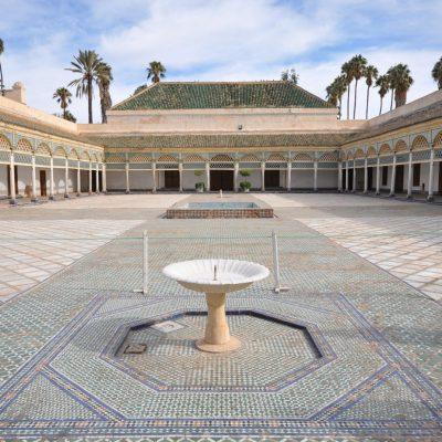 Palacio de la Bahía, un monumento al amor