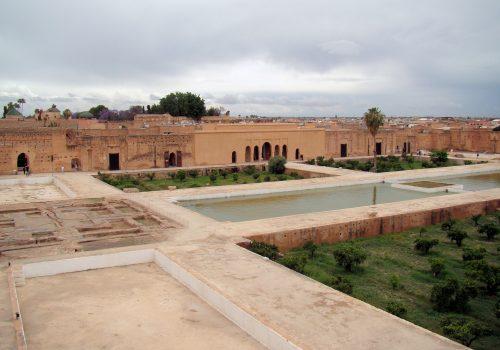Palacio el Badi, las ruinas de una maravilla musulmana