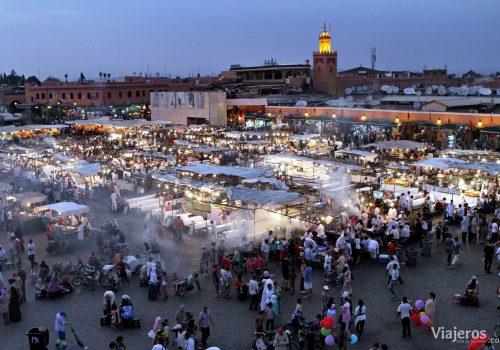 Marrakech, ciudad de sultanes y tribus ancestrales
