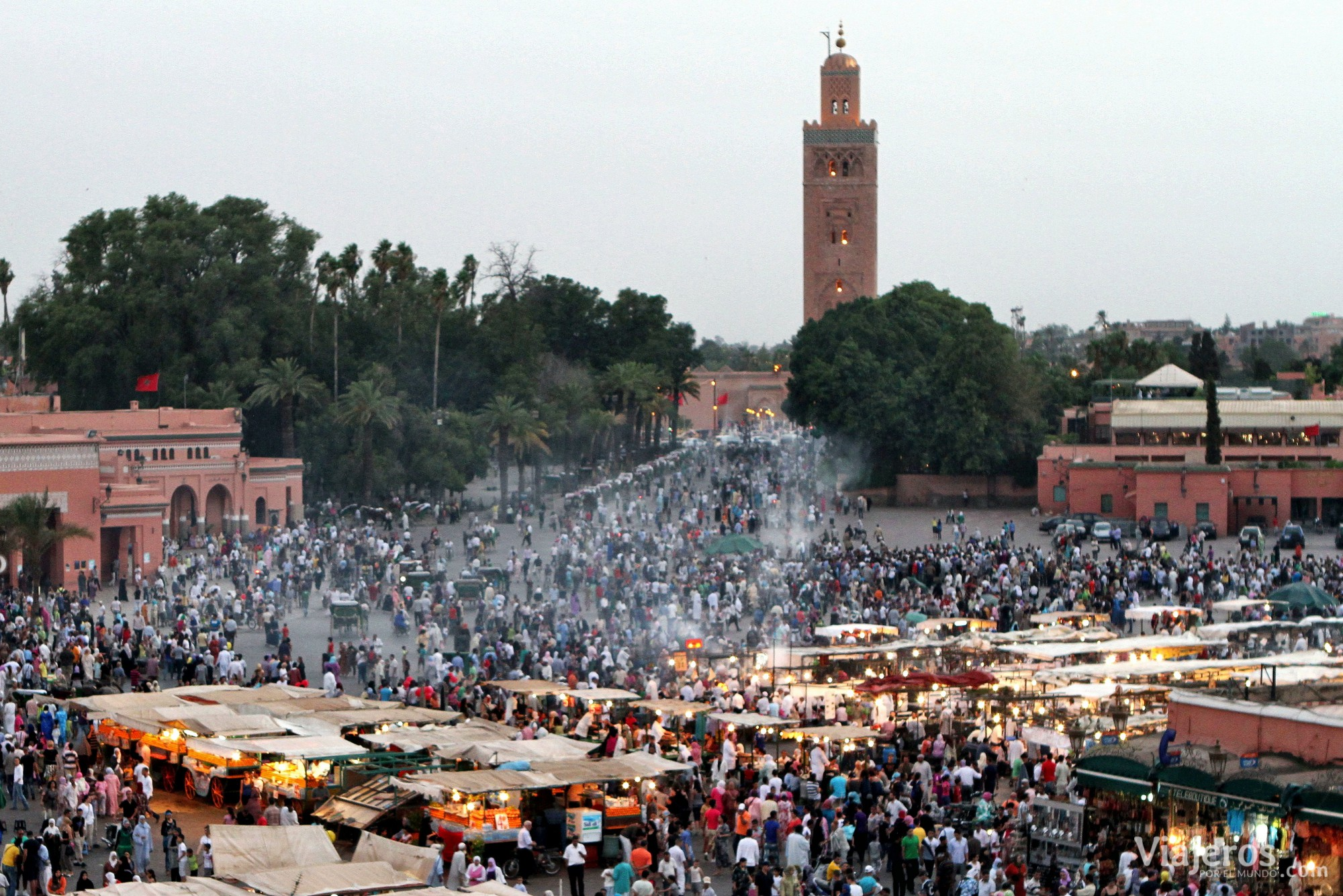 que hacer en Marrakech