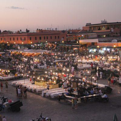 Plaza Yamaa el Fna