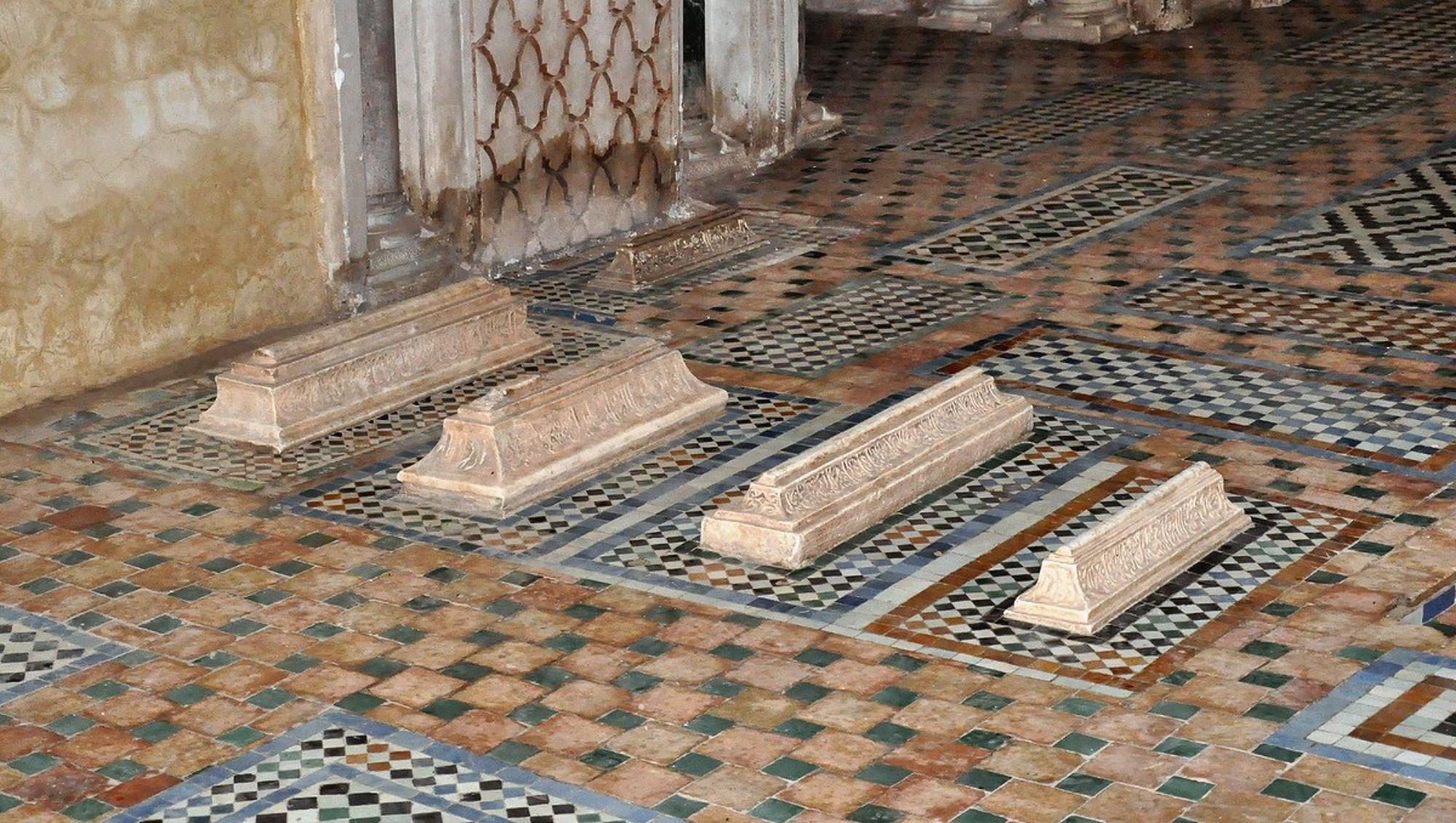 qué ver en Marrakech tumbas saadies