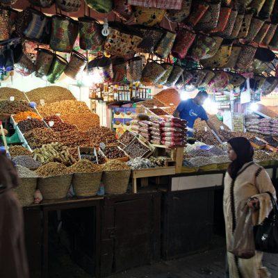 El Zoco: Diversión entre callejuelas