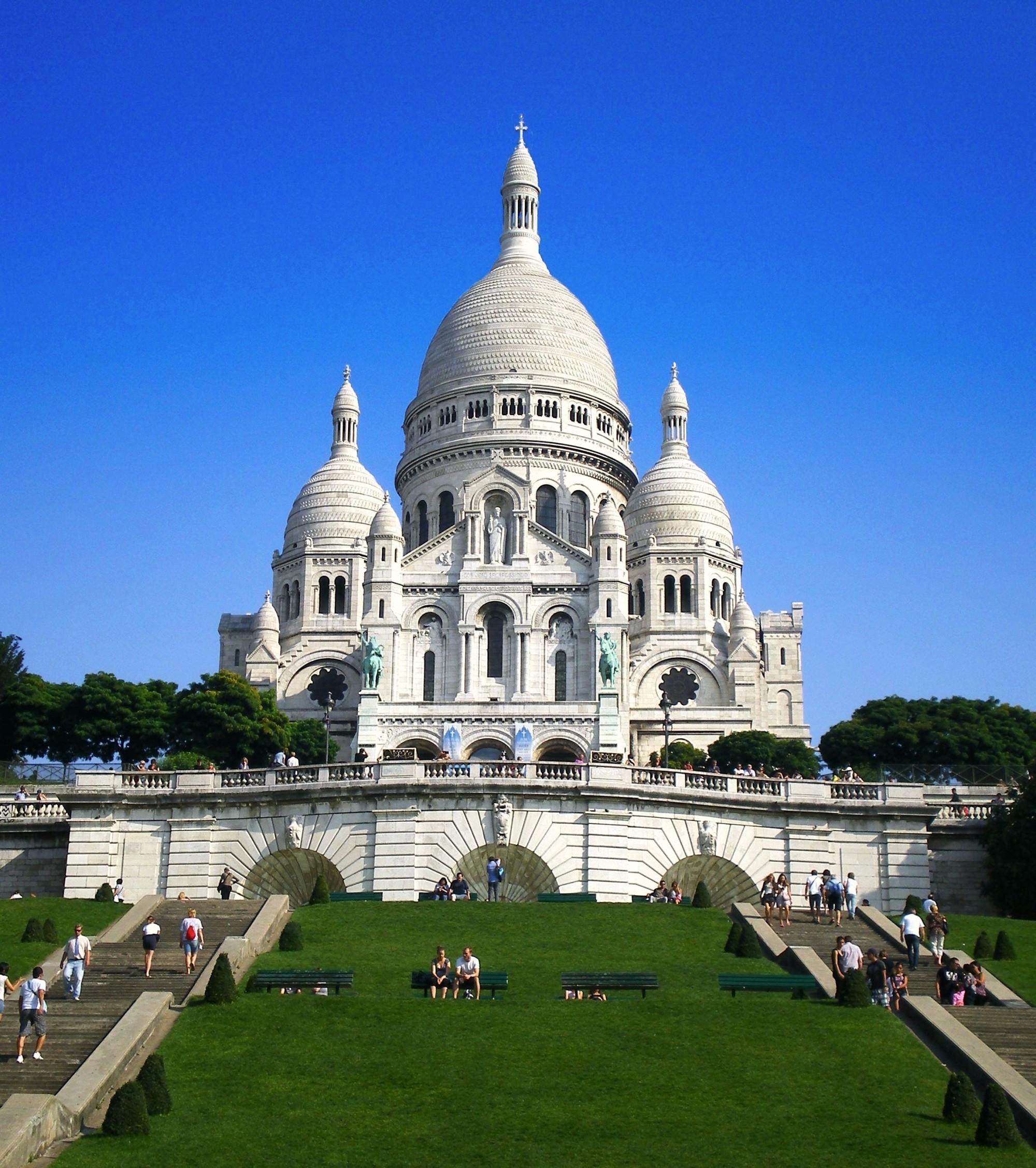 qué ver París Basílica de Sacré Coeur