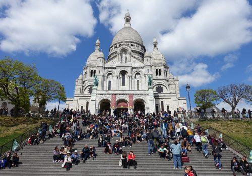 Basílica de Sacré Coeur, Sagrado Corazón de Montmartre