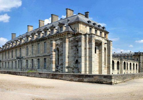 Castillo de Vincennes, fortaleza real