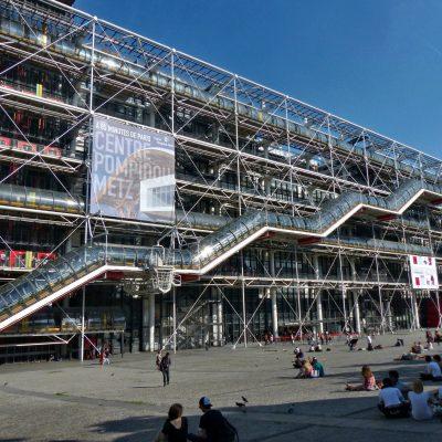 Centro Pompidou, arte y cultura en París