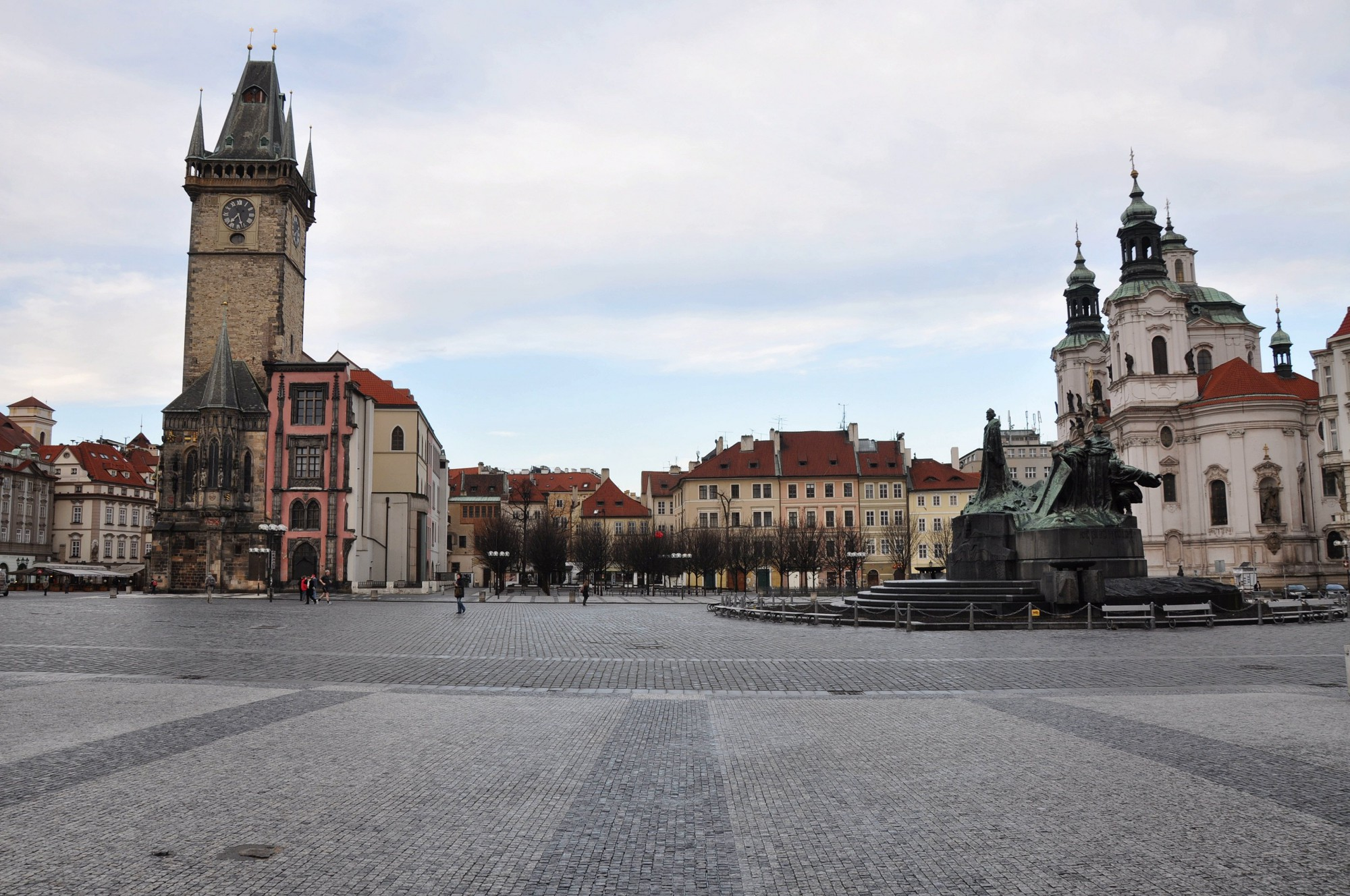 qué ver Praga, Ayuntamiento de la ciudad vieja