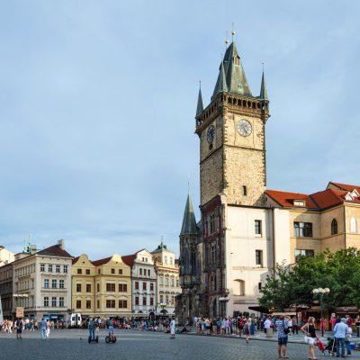 Ayuntamiento de la ciudad vieja de Praga, una experiencia histórica