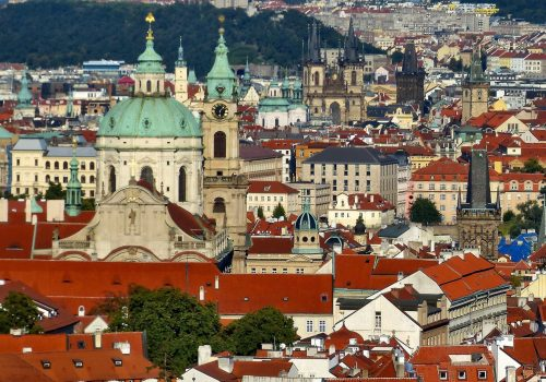 Malá Strana: Pequeña gran ciudad
